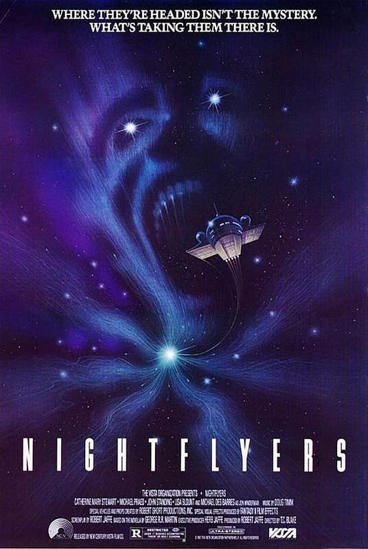 A Look Back at 1987's Nightflyers and the Hilarity of That OTHER Adaptation