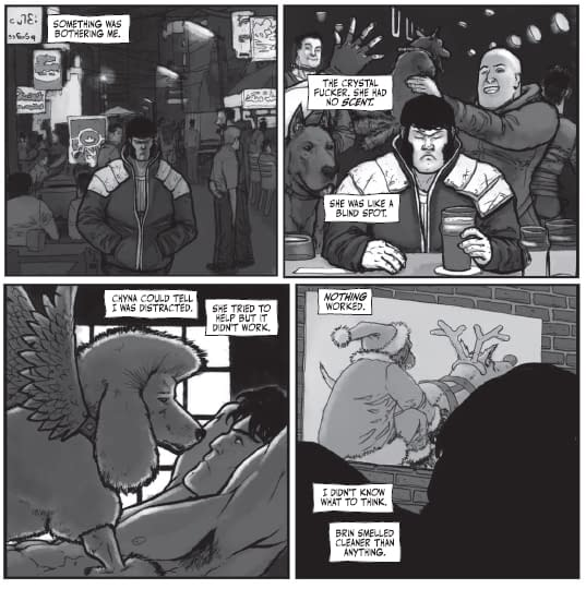 Speculator Watch: Our Love Is Real by Sam Humphries and Steven Sanders