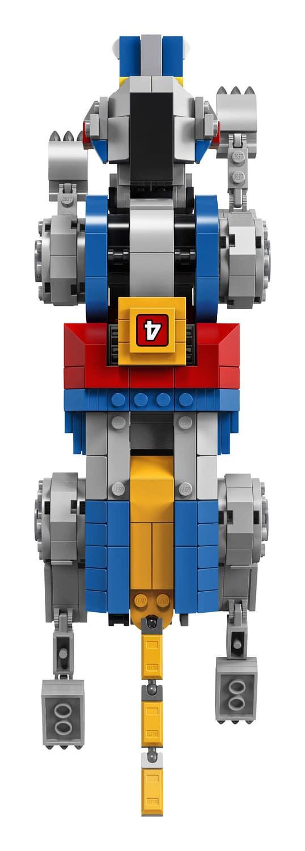 LEGO Ideas Voltron Set 22