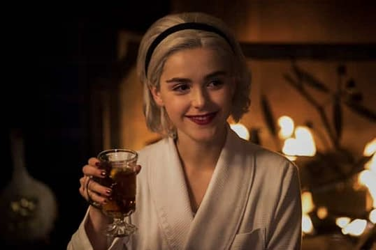 """Chilling Adventures of Sabrina: Roberto Aguirre-Sacasa on """"Sexier"""" Season 2, Salem's Voice, and More!"""
