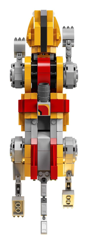 LEGO Ideas Voltron Set 25