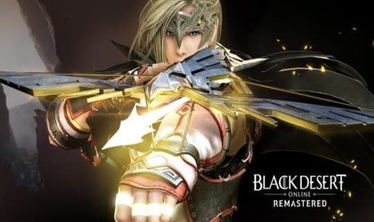 Pearl Abyss Shows Off the New Archer Class in Black Desert Online