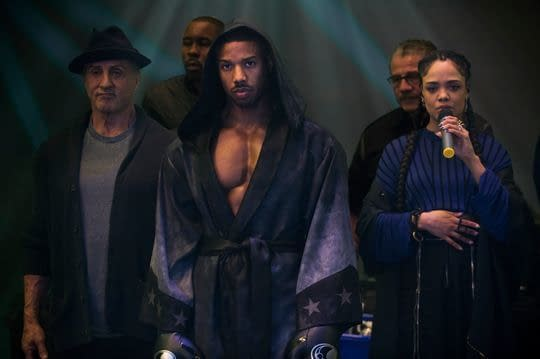 """Creed II: New Featurette Teases """"Sin of the Father"""", New Image"""