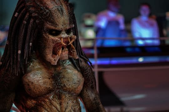 Shane Black Talks About How Humanity Prepares for Invasion in The Predator
