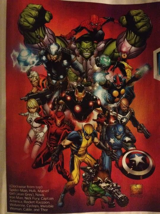 Marvel NOW!: Who's In Remender's Uncanny Avengers Come October?