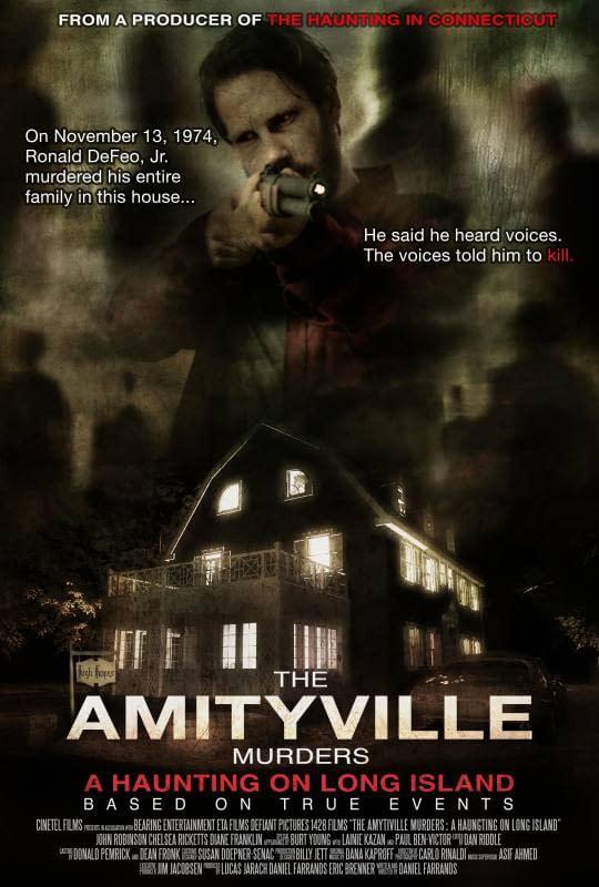 Castle Talk: Daniel Farrands Talks 'The Amityville Murders', 'Haunting of Sharon Tate'