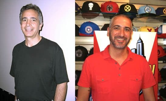 Bill Jemas and Axel Alonso Talent-Hunting For New Comics Publisher