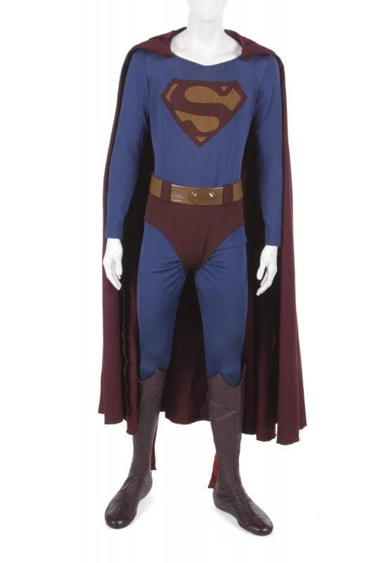 Evil Superman Suit from 'Superman III' Sells for $200k