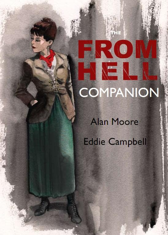 Top Shelf Panel: Eddie Campbell Confirms From Hell Companion For March 2013