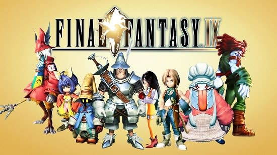 Final Fantasy IX is Available on the Switch and Xbox One Right Now