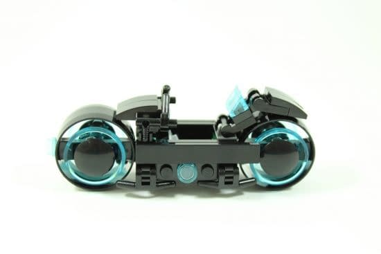 LEGO Ideas Announces That The Tron Legacy Light Cycle Is Approved!