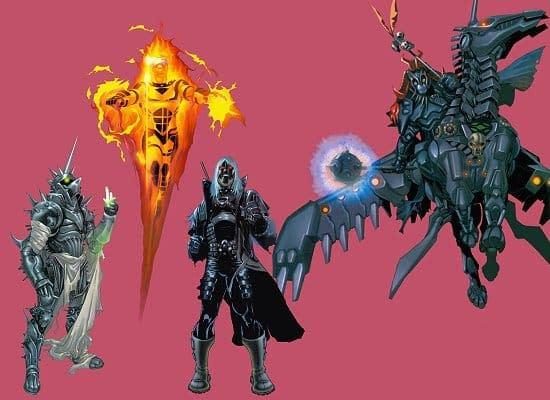 Introducing the New Horsemen to the Uncanny X-Men (Spoilers)