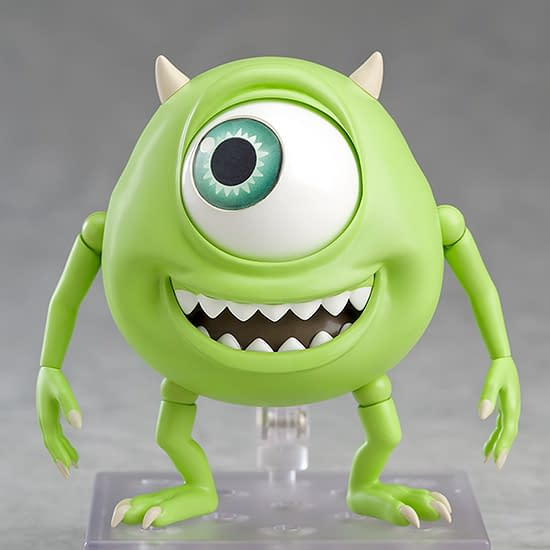 Monsters, Inc. Fans: Check Out the Adorable New Mike and Boo Nendoroid!