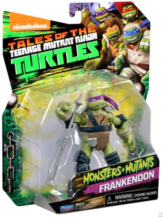 TMNT FrankenDon Figure