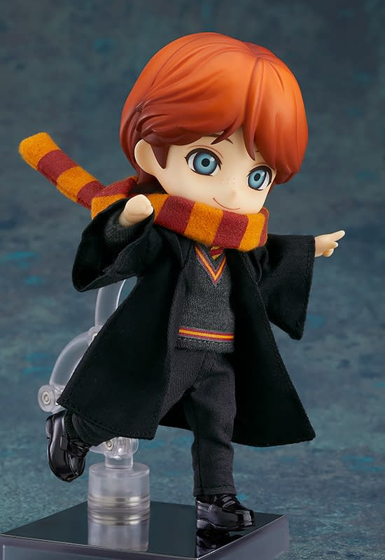 Ron Weasley Get Magical with a New Doll from Good Smile Company