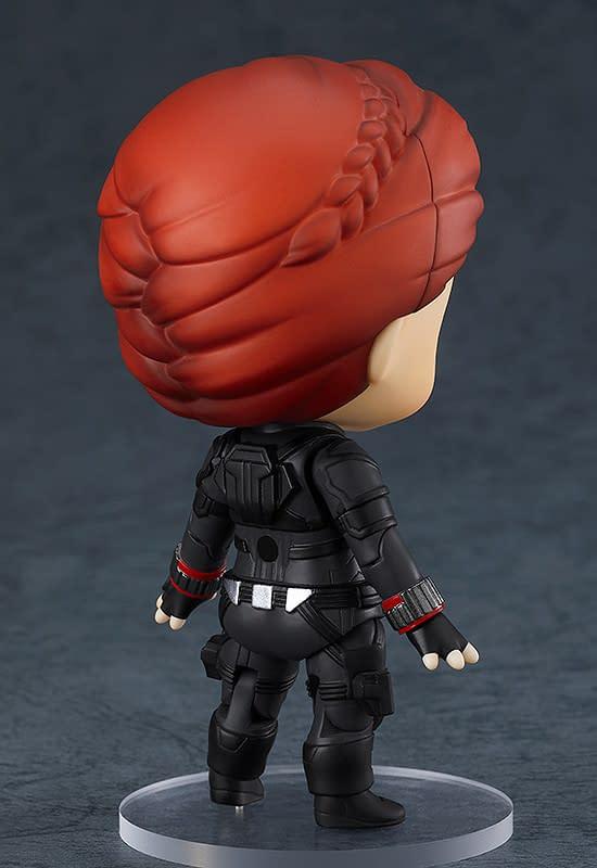 Black Widow Prepares for the Endgame With Good Smile Nendoroid
