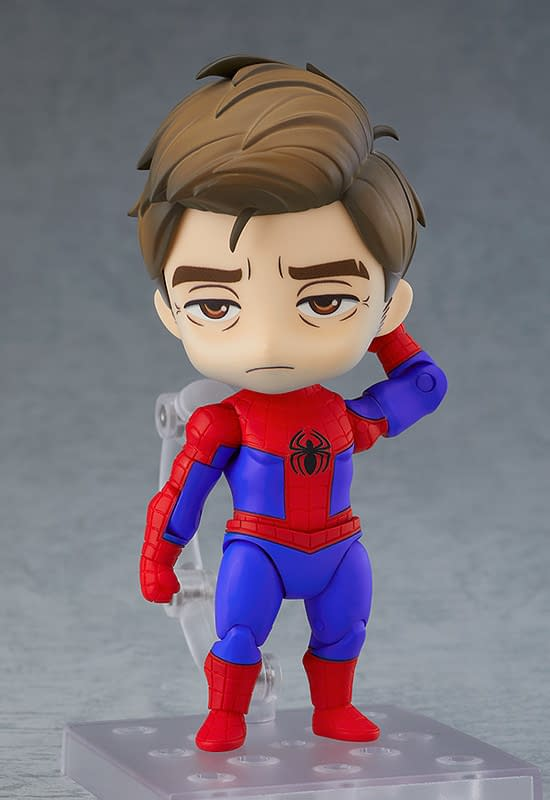 Spider-Man Crosses the Spider-Verse with Good Smile Company