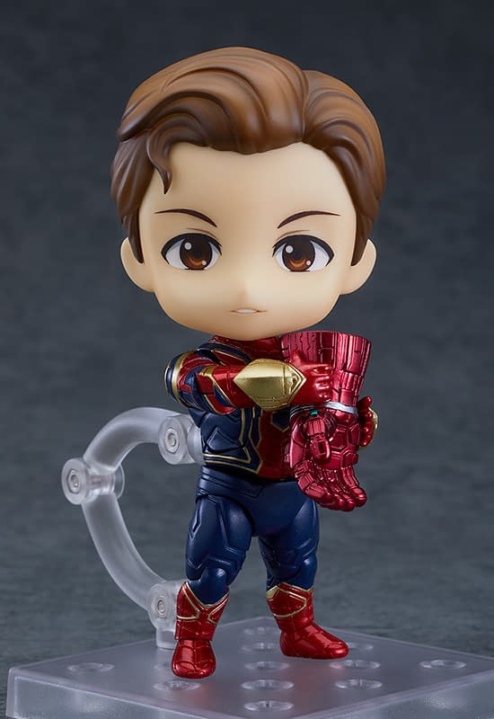 Spider-Man Enters the Endgame with New Nendoroid from Good Smile
