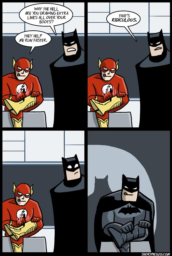 Wednesday Runaround – Is It Batgirl? Or Is It Karen Gillan?
