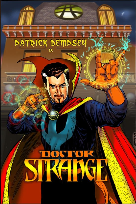 Will Patrick Dempsey Play Doctor Strange?