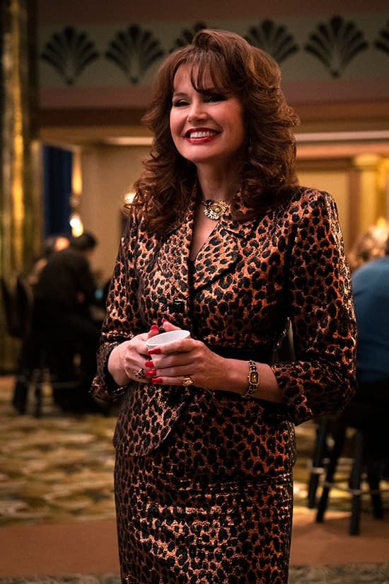 """GLOW"": Geena Davis is Going ""All In"" (Sorry, AEW) on Season 3 [VIDEO]"