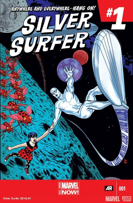 Surfer 1 cover