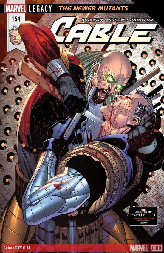 X-Men: Bland Design – Everyone is a Venom in X-Men Blue #21