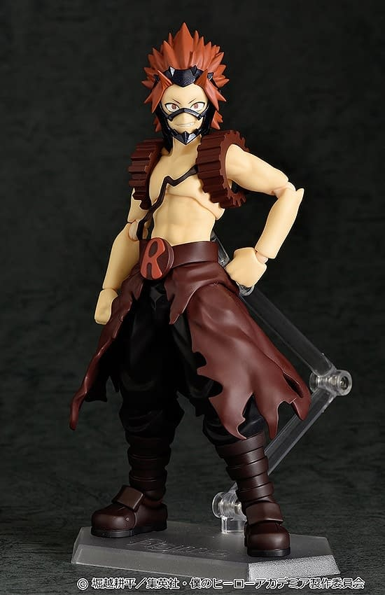 """""""My Hero Academia"""" Gets Heroic with Upcoming Figures from Good Smile"""