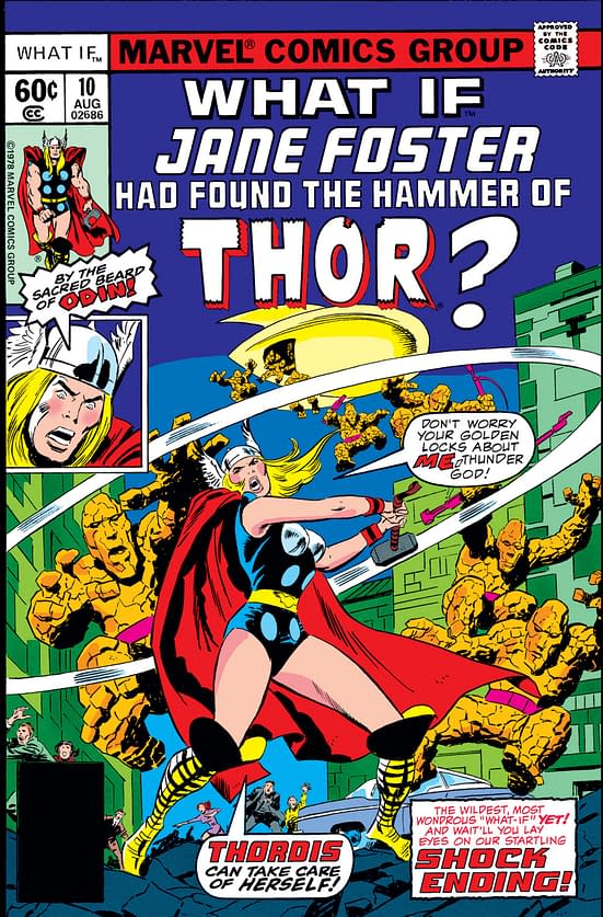 Comics That May Have Inspired Marvel Studios Hall H Presentation