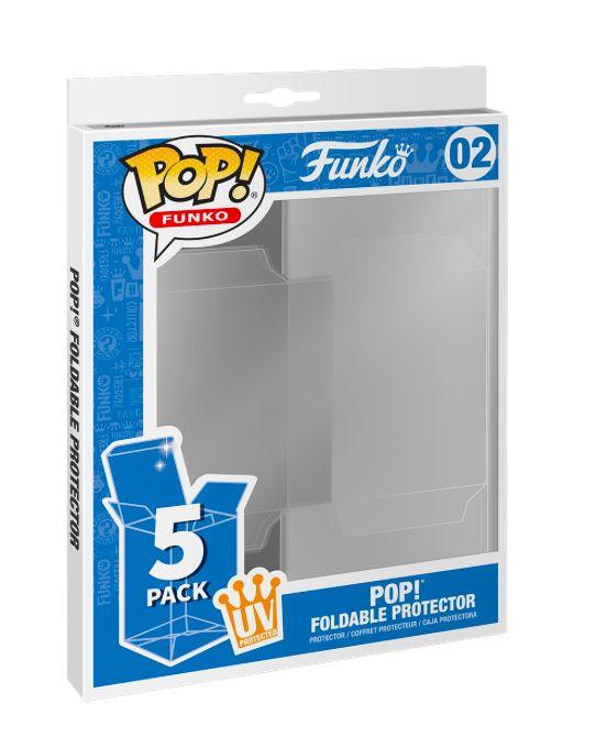 Funko Introduces New UV Premium Pop Protector