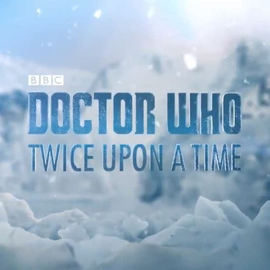doctorwho christmas poster synopsis