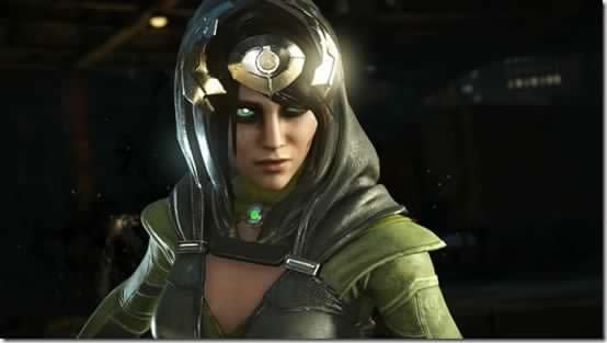 Enchantress is Joining Injustice 2 on January 16th