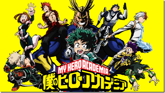 "Train to Be a Hero with Our ""My Hero Academia"" Gift Guide!"
