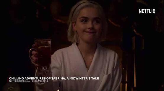 sabrina netflix holiday episode
