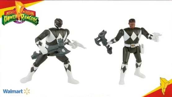 Power Rangers Lightning Collection/Retro Figure Reveals From Pulsecon
