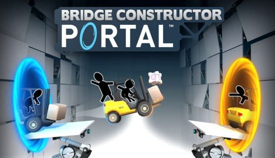 There's a New Portal Game Coming, and It's a Mashup with Bridge Constructor