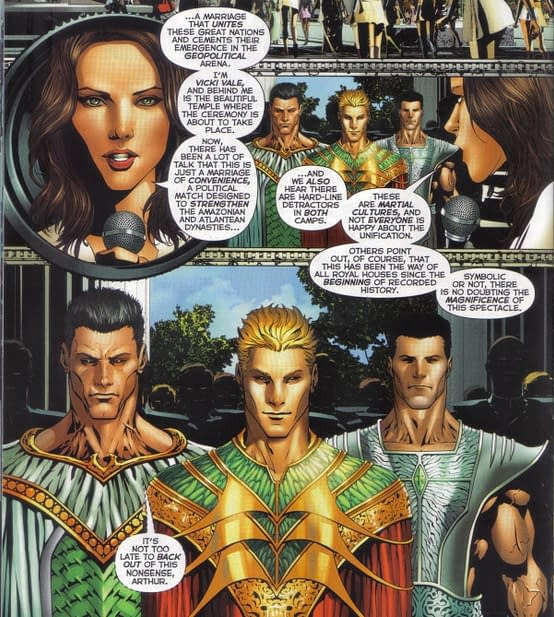 Wednesday Comics Review: Flashpoint – Wonder Woman And The Furies and Fear Itself – Avengers 14