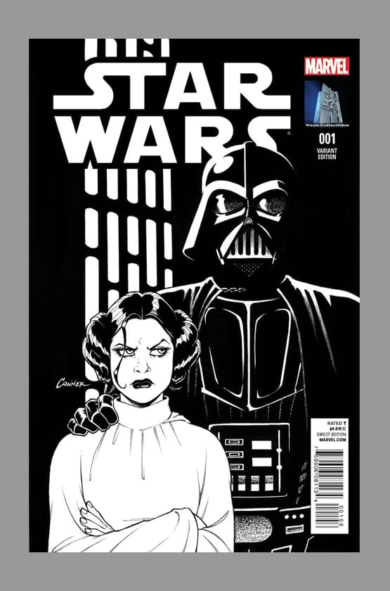 amanda-conner-star-wars-variant-cover-marvel-comics-darth-vader-leia-new-hope-episode-iv-cover-art-sketch-variant-black-and-white-sketch-cover-2