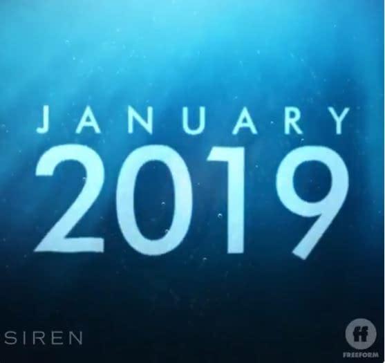 siren season 2 january 2019