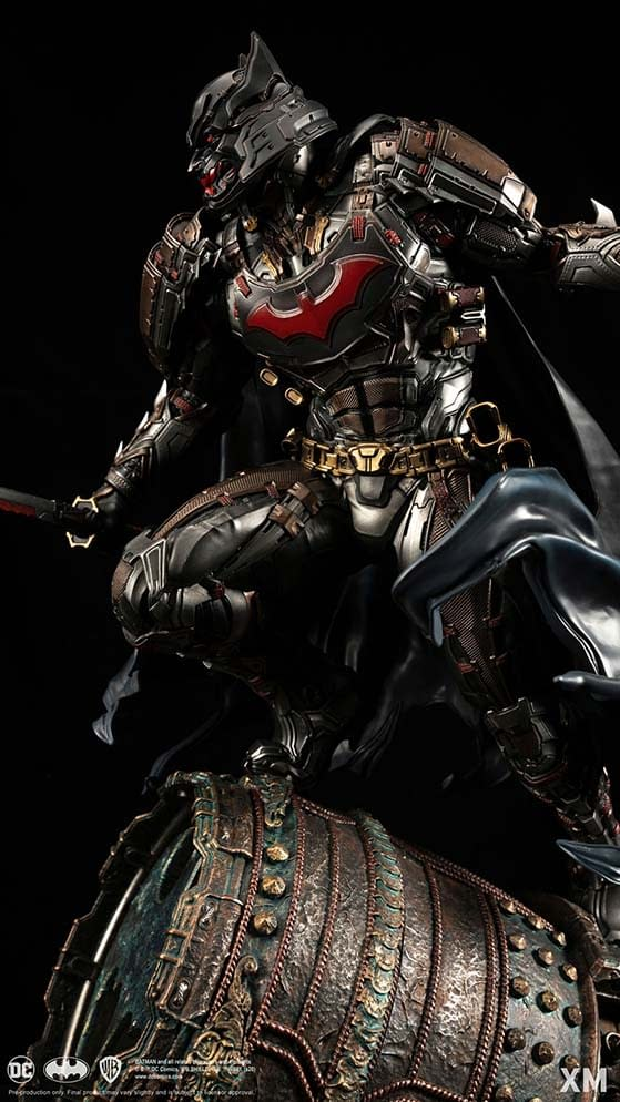 Batman Samurai Shugo Enters the War with XM Studios