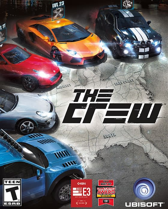 Will Marvel Go Up Against Ubisoft Over The Trademark For 'The Crew'?