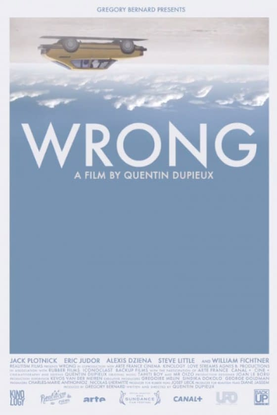 Nifty First Trailer For Wrong, The Follow-Up To Rubber