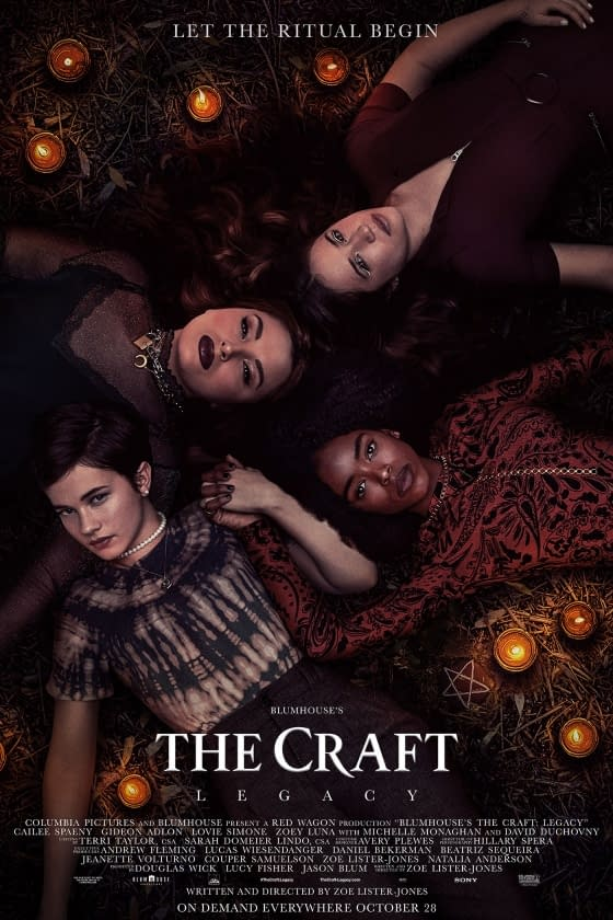 The Craft: Legacy Director Talks Film's Timing, Original's Relevance