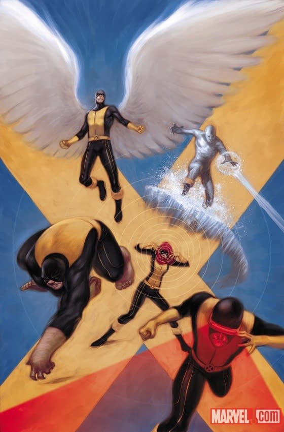 Marvel's Creative Line Up For Season One Original Graphic Novels