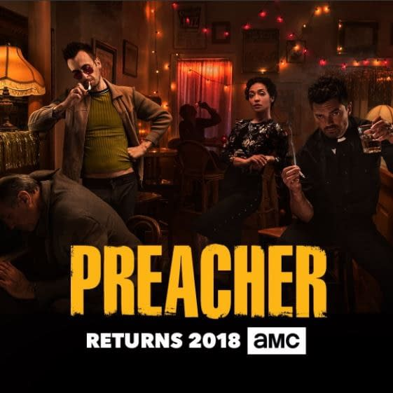 Preacher Season 3 Adds Reign's Adam Croasdell and Mozart in the Jungle's Prema Cruz