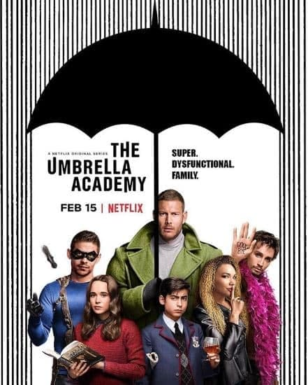 The Umbrella Academy: The Hargreeves Family Goes Super Dysfunctional [OFFICIAL TRAILER]