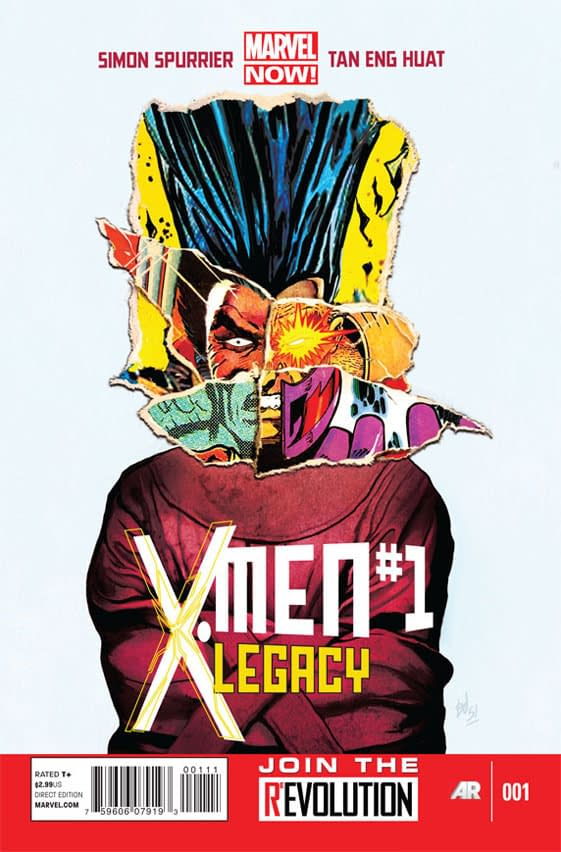 Yes, It's Official, Si Spurrier And Tan Eng Huat To Launch X-Men Legacy