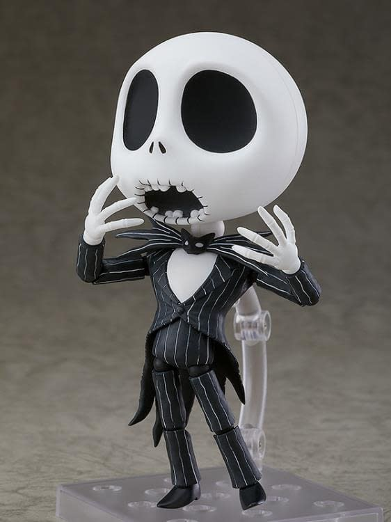 Jack Skellington Nendoroid Figure 3