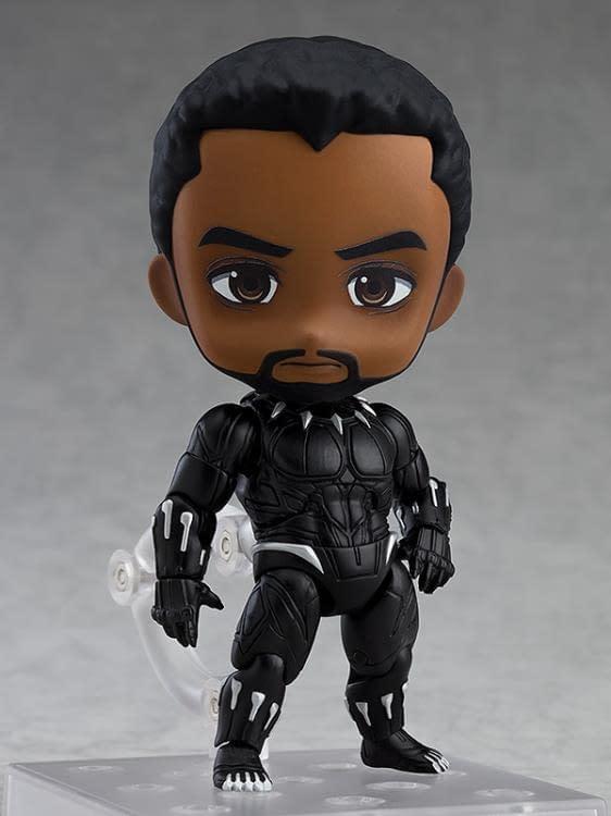 Infinity War Black Panther Nendoroid 2
