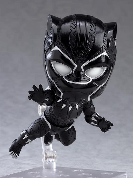 Infinity War Black Panther Nendoroid 3